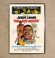 The Big Mouth - Jerry Lewis - Harold J. Stone - Charlie Callas - Susan Bay