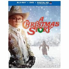 A Christmas Story (Blu-ray Disc Steelbook, 2013, 30th Anniversary)Brand New