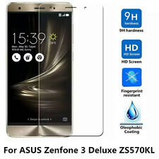 Hot Genuine 9H Tempered Glass Screen Protector For ASUS Zenfone 3 Deluxe ZS570KL