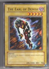 YU-GI-OH The Earl of Demise Common englisch LON-056 Graf des Untergangs