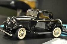 FRANKLIN MINT COLLECTION Ford Deuce Coupé 1932 + 1:18