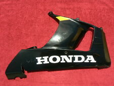 OEM RIGHT SIDE LOWER FAIRING 00-01 CBR929 CBR 929RR CBR929RR cowling bodywork
