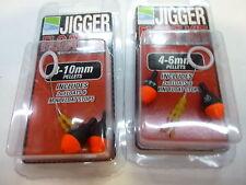 Preston JIGGER KIT GALLEGGIANTE Pole carri x2 piccolo/grande