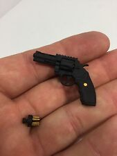 1/6 .38/.357 SNUB NOSE REVOLVER PISTOL SMITH&WESSON COLT RUGER SS BBI DID DRAGON