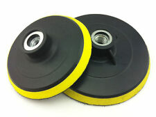"4"" 100mm Velcro Backed Backer Pad Suitable for Angle Grinder with an m14 Thread"