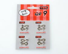 [US Seller] x4 YBN 9-Speed Bicycle Chain Missing Master Quick Link SRAM SHIMANO