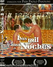 LAS MIL Y UNA NOCHES (1974) ARABIAN NIGHTS - DVD-WIDEscreen-spanish subtitles