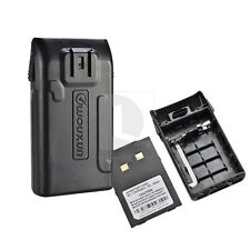Wouxun Case For 5 AA Battery for Wouxun KG-UVD1P KG-UV6D KG-659 KG-669 KG-689