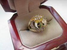 Superb NEW Ladies Daughters of the Nile Crest Ring