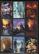 GREG HILDEBRANDT SERIES 2 #1-90 COMPLETE SET NEAR MINT #ns16-105