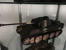 Torro 1:16 Panzer Panther IR Battlesystem Air brush Version mit Mettalketten neu