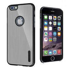 Genuine CYGNETT URBANSHIELD SILVER ALUMINIUM Case For iPhone 6S Plus & 6 Plus
