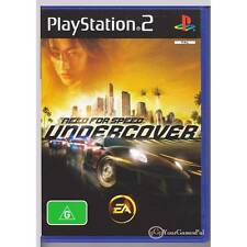 PLAYSTATION 2 NEED FOR SPEED UNDERCOVER PS2 PAL  [LN]