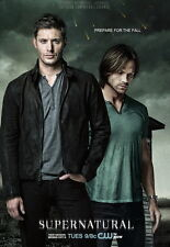 "011 Supernatural - Devil Ghost Hot TV Show Series 14""x20"" Poster"