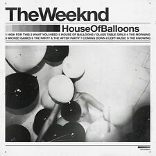 The Weeknd - House Of Balloons Mixtape CD Weekend XO
