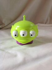 DISNEY ON ICE, TOY STORY, ALIEN PLASTIC FLIP TOP MUG