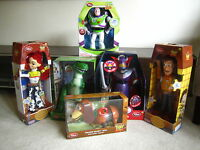2015 Latest Edition Disney Toy Story 3 TALKING Action Figure Doll Zurg