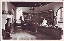 France Gorges du Loup - La Parfumerie Fragonard Confiseri Candy Shop postcard