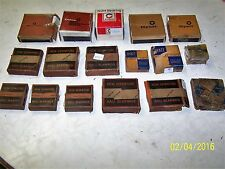 Large Box Lot of 1930s-40s-50s-60s GM, Delco, Hyatt, New Departure Bearings NOS