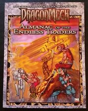 D&D 3.5 2006 Dragonmech ALMANAC OF THE ENDLESS TRADERS GMG17606 D20 OGL SC NEW!