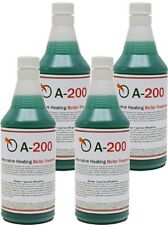 A200 Boiler Water Treatment Chemical for Outdoor & indoor wood Furnace (4 qty)