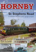 LIVRE : HORNBY (train jouets,électrique,yearbook 4