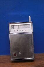 PANASONIC AM / FM 8- Transistor Radio Model: RF-617