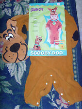 NWD Scooby Doo Halloween costume kids boy or girl EASY infant size 6-12 mo dog