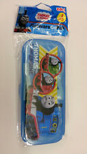 ZAK THOMAS & FRIENDS 3 PIECES SPOON FORK SET WITH CASE 100% ORIGINAL LICENSED