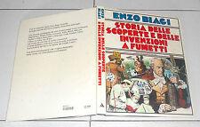 Enzo Biagi STORIA DELLE SCOPERTE E DELLE INVENZIONI A FUMETTI Dino Battaglia
