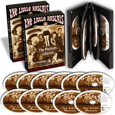 The Little Rascals Our Gang 88 Episodes 11 Discs New DVD