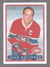 1993 OPC  Fanfest Canadiens Promo Jean Beliveau, Mint