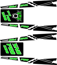 ARCTIC CAT TUNNEL top GRAPHICS WRAP SNO PRO CLIMB CROSS M 800 1100 TURBO DECAL 2