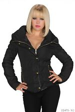 Free Style Damen Winter Jacke Schwarz Fashionbox24h MM514