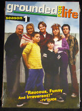 """OOP BRAND NEW - """"Grounded for Life"""" - Season 1 DVD, 2006, 4-Disc Set ~ ANCHORBAY"""