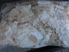 New 1 Pound - Color Flakes Paint Chips V.C. PALI BROWN Crafts Resinous Flooring