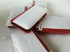 Red iPhone 4, 4s Wallet Case Dye Sublimation Blanks - Lot of 5