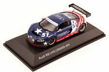 1:43 Audi R8 LMS Grand-Am Test-Car 2011 Audi of America Customer Racing - DEALER