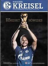 Schalker Kreisel, Vereinsmagazin 2014/15 Nr. 1: FC Schalke 04 - Bayern München