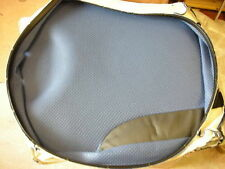 MINI R53 COOPER S SEAT BACK LEATHER COVER REAR LEFT 52107066761.