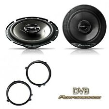 Mercedes C-Class W203 2000-2006 Pioneer 17cm Front Door Speaker Upgrade Kit 240W