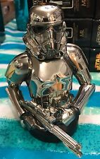 Gentle Giant Star Wars Stormtrooper Chrome Edition Mini Bust #31/2500