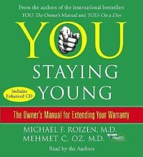 You -Staying Young :The Owner's Manual for Extending Your Warranty on CD Dr OZ