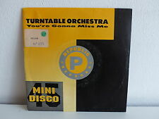 TURNTABLE ORCHESTRA You're gonna miss me 90505
