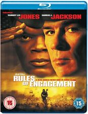 Rules of Engagement - Blu ray NEW & SEALED - Samuel L. Jackson