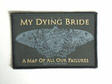 MY DYING BRIDE WOVEN PATCH