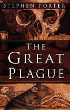 The Great Plague, Stephen Porter, New Book