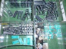 IC Socket MIX 8-40pol GOLD + standard F. PC + HOBBY hobbisti 20 pezzi! 23306-54