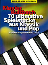 Klavier Noten : Klavier Kultbuch 70 ultimative Spielstücke - Heumann