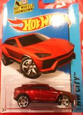 2015 Hot Wheels | Lamborghini Urus (Red)